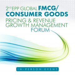 2nd EPP GLOBAL FMCG/Consumer Goods Pricing & Revenue Growth Management Forum