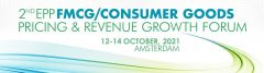 2nd EPP GLOBAL FMCG/Consumer Goods Pricing & Revenue Growth Forum