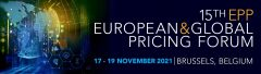 15th EPP European & Global Pricing Forum