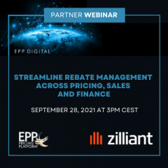 Streamline Rebate Management across Pricing, Sales and Finance